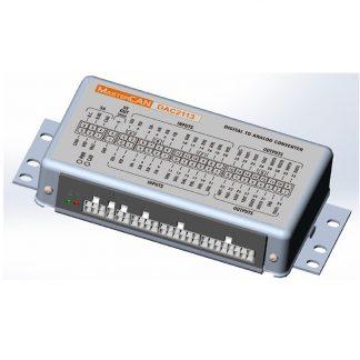 MasterCAN DAC 2113